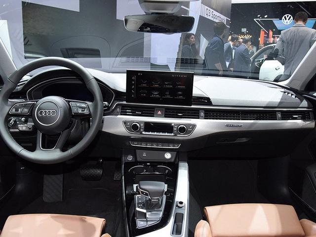 內飾科技感更強 全新奧迪A4 allroad將于2020年上市