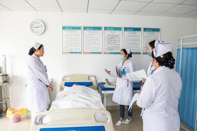 镜头直击阜阳市妇女儿童医院护理大练兵