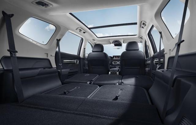 吉利豪越上市 首款大7座SUV 售价10.36万元起