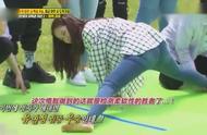 RM:宋智孝挑战劈叉遭众人调侃:腿太短,想劈叉忒把关节取下来!