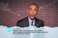 这些美国前总统奥巴马的照片太酷太接地气 他看过整套哈利波特