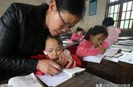 开学了,又有一些女教师离开了农村