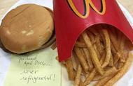 """十年前买的麦当劳汉堡至今仍未变质,成为食物界的""""不老神话"""""""