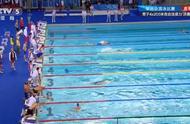 多游200米还破纪录夺冠,全网都在心疼他