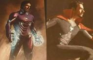新曝光概念图:钢铁侠和奇异博士互换战服,宝宝灭霸长这个样子