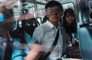 视频曝光!黄之锋窜访美国高校,中国留学生起立唱国歌抗议