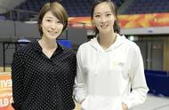 说了大实话!狩野舞子一路采访中国女排,她很看好中国进决赛!