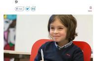 别人家的孩子!比利时神童9岁读完大学