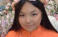 近日李湘女儿王诗龄10岁生日越来越像妈妈了