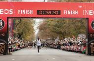 科技+人类极限 =1:59!人类马拉松成绩首次突破2小时