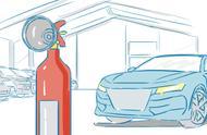 当你发现汽车正在自燃…… 安全驾驶