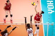 朱婷砍20分中国女排零封多米尼加队 豪取世界杯四连胜