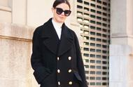 降温了穿什么?选择大衣+小高领,时髦温暖才是硬道理