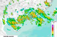 华南大风大雨还没完!台风韦帕已二次登陆广东,暴雨还要继续