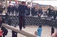 30张图片告诉你:中国大爷大妈健身到底有多野?哈哈哈