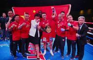 徐灿成功卫冕世界拳王,打满12回合战胜18连胜对手
