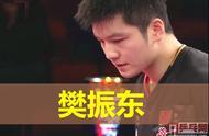 德国公开赛樊振东获3万美元冠军奖金,前边儿都过去了