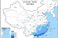 强冷空气来势汹汹 北京等地为何没有雪?
