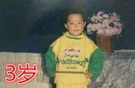 肖战诠释从小帅到大,3岁可爱小神童,28岁像18岁