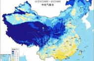 """新一轮冷空气又来了!四川5市遭雨""""轰炸"""",广东:能过来不?"""