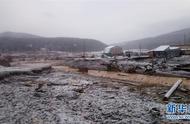 俄罗斯一水坝发生垮塌 致多人死伤失踪