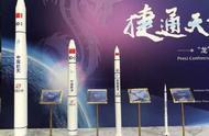 加油,中国航天!中国发布龙系列商业运载火箭