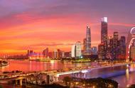 今日的广州晚霞,太美了!原来是在这个网红打卡点拍的