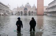 末日般的破坏!水城威尼斯80%被淹 拉响红色警报