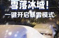 受降雪影响!黑龙江省内高速全部封闭 暴雪预警+降温+阵风可达7-8级