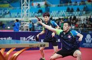 横扫头号种子!国乒世界冠军进8强,王楚钦遭罚退赛,混双剩独苗