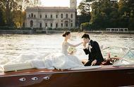 30岁文咏珊与男友举行婚礼,穿婚纱明艳动人,婚礼现场曝光超梦幻