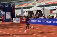 上海马拉松:肯尼亚选手2小时08分夺冠 杨定宏、李芷萱夺国内冠军