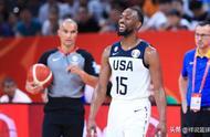 男篮世界杯8强出炉,美国男篮遇强敌或爆冷,2黑马变搅局者