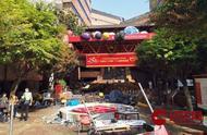 我们走进暴徒弃守的香港理工大 学校破坏情况严重