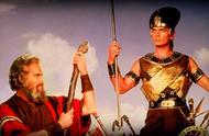 十诫:为一物不惜舍弃王子地位,摩西领导以色列人出埃及