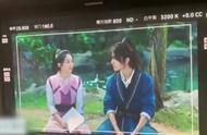 赵丽颖,王一博 的《有翡》对戏的视频出来啦,剧照也是美美哒