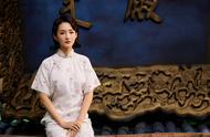 李沁民国旗袍造型温婉典雅,气质堪比林徽因