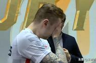 欧成被UZI打哭了,但UZI的神话却破灭了,RNG告别S9全球总决赛