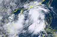 7号台风韦帕在南海生成,并已锁定华南!香港:可能发出8号风球
