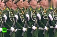 俄罗斯莫斯科红场阅兵开幕式,原声高清现场很震撼!