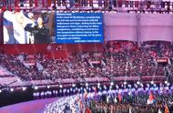 八一女排队员袁心玥代表运动员宣誓:拒绝和反对使用兴奋剂