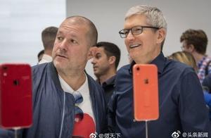 库克:设计大师艾维在苹果复兴中扮演关键角色,罗永浩:他不算