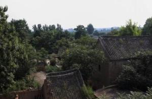 菏泽六大古村落寻迹,明清古建筑拍到不明照片