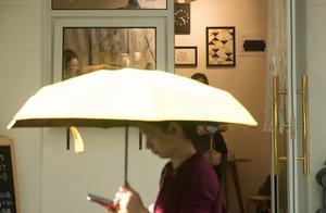 杭州街头藏着一家特殊的咖啡馆,这里格外安静