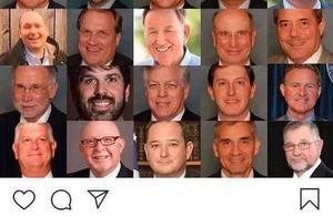 这25个男人,决定了美国一个州女人的命运,怪不得被蕾哈娜痛骂