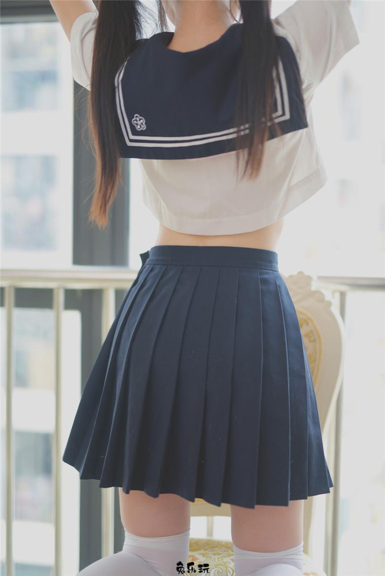 【福利姬】喵喵酱的水手服