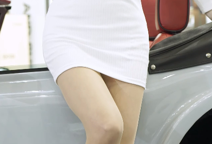 韩国车模李佳恩Lee Gaeun车展直拍20200401