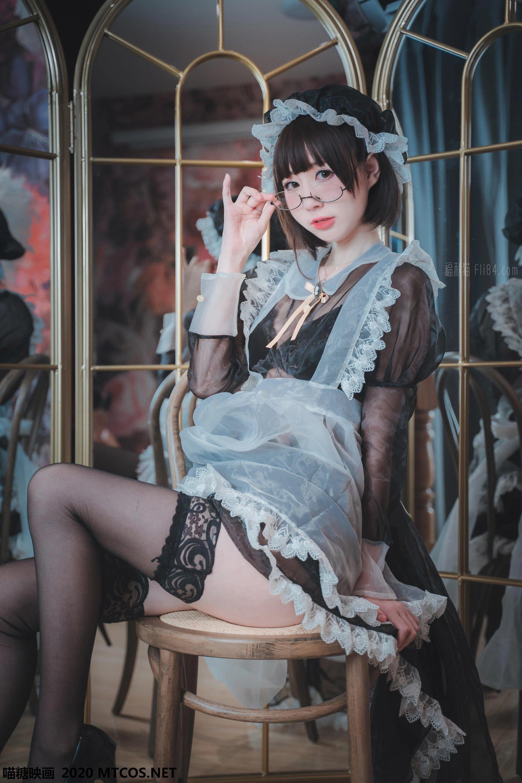 【喵糖映画】VOL.117 透明女仆[50p]